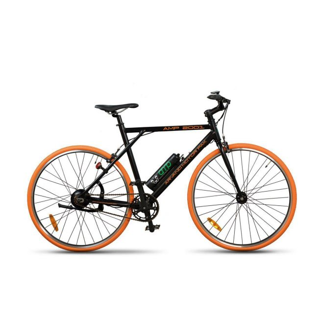 دوچرخه برقی