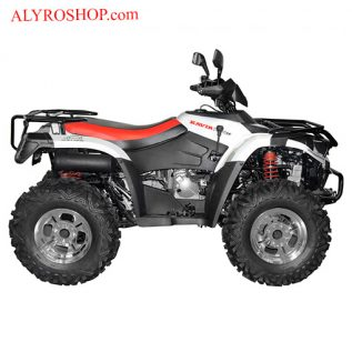 موتور سیکلت چهار چرخ کویر مدل X4